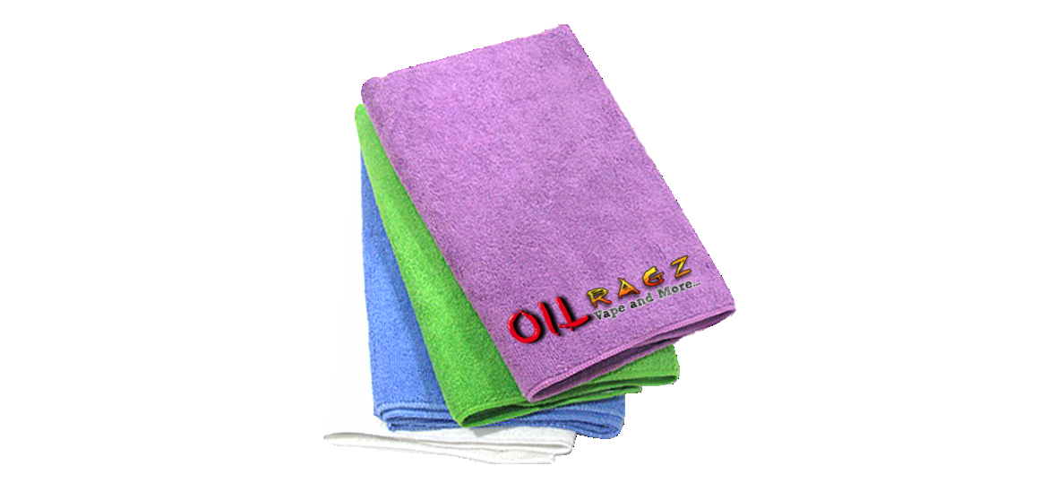 OILRagz.com has the best rag to clean up any oily mess you make.